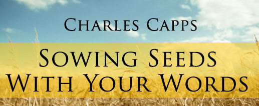 Capps-sowing seeds