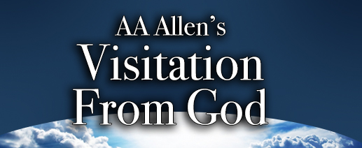 Visitation From Heaven banner