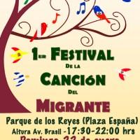 DOMINGO 22 DE ENERO DE 2012 - 1ER FESTIVAL DE LA CANCIÓN DEL MIGRANTE