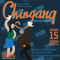 PEDRO AGUIRRE CERDA: JUEVES 15 DE OCTUBRE DE 2015 - CHINGANA
