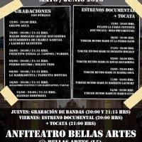 SANTIAGO: DEL 12 DE MAYO AL 24 DE JUNIO DE 2016: GNOMO REC FEST
