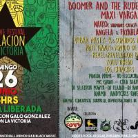 PEDRO AGUIRRE CERDA: DOMINGO 26 DE JUNIO DE 2016 - ONE LOVE FESTIVAL