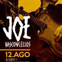 RECOLETA: VIERNES 12 DE AGOSTO DE 2016 - JOE VASCONCELLOS