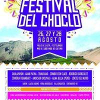 ARICA: VIERNES 26, SÁBADO 27 Y DOMINGO 28 DE AGOSTO DE 2016 - FESTIVAL DEL CHOCLO