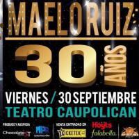 SANTIAGO: VIERNES 30 DE SEPTIEMBRE DE 2016 -MAELO RUIZ