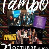 SANTIAGO: VIERNES 21 DE OCTUBRE DE 2016 - TAMBO