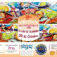 CONCHALÍ: SÁBADO 29 DE OCTUBRE DE 2016 - 9° CARNAVAL DE LA PALMILLA
