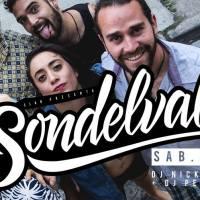 sábado 29 de abril de 2017: SONDELVALLE #clan