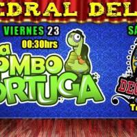 viernes 23 y sábado 24 de junio de 2017: LA CATEDRAL DEL MAMBO #CostaAzul