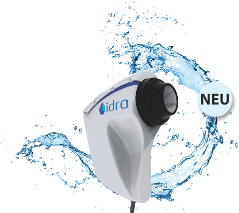 idra - Diagnoseplattform für das trockene Auge