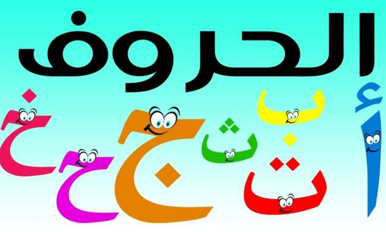 الحروف الهجائية مع الأمثلة للطلاب مرحلة رياض الأطفال1442هـ