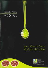 Rapport d'activité AFIDOL 2006