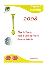 Rapport d'activité AFIDOL 2008