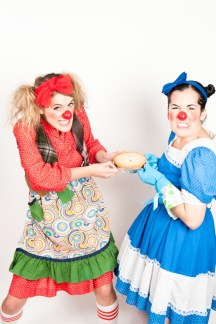 18: Heather Marie Annis & Amy Lee / Morro and Jasp: Go Bake Yourself / http://wp.me/p3483T-8J