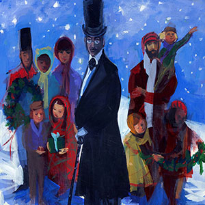 Charles Dickens' A Christmas Carol, Onstage!