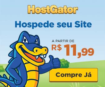 HostGator Hospedagem de sites