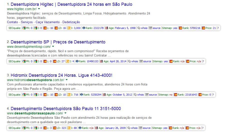 seo otimização de sites preço