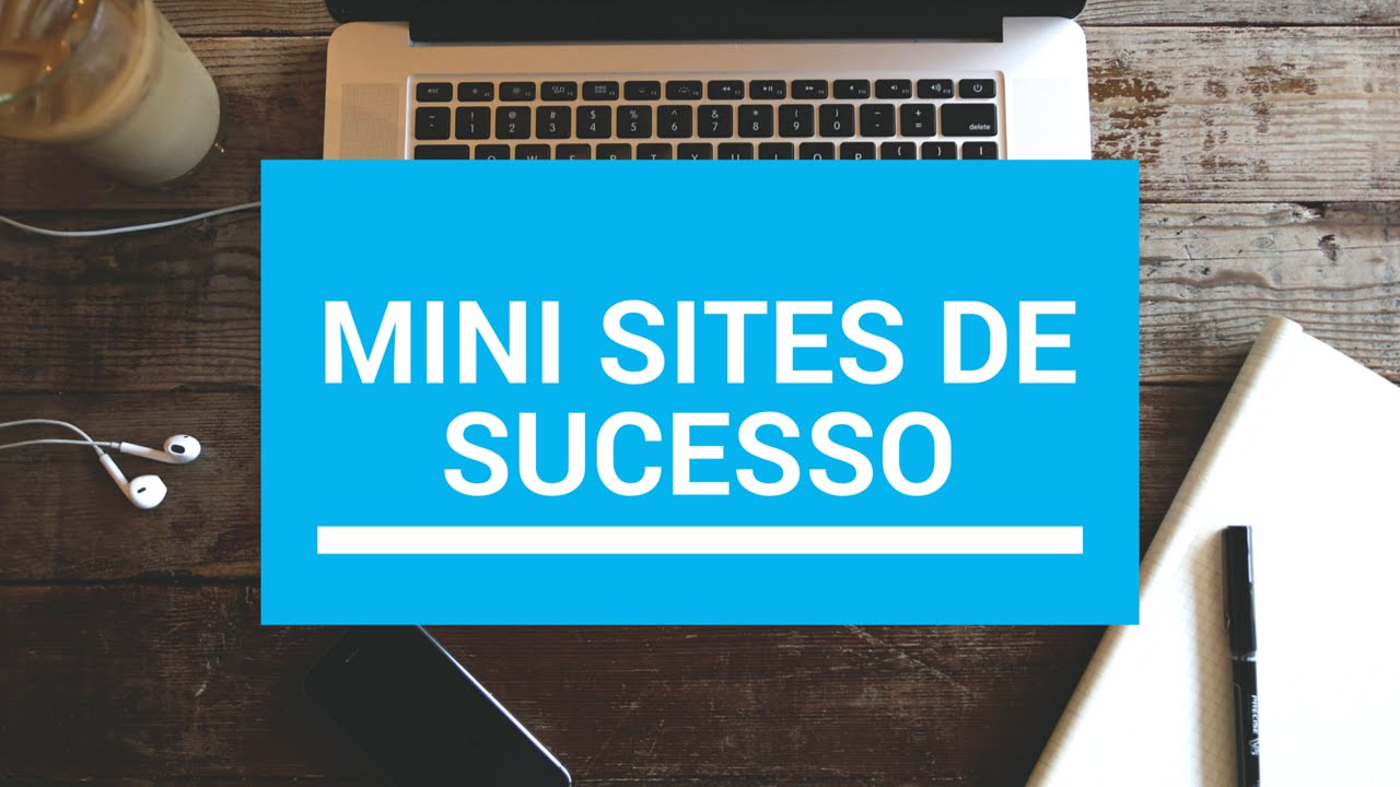 construir mini sites arrasadores