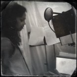 Ellie recording the voices for the Dancer