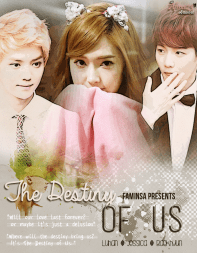 Poster 'The Destiny of Us' copy