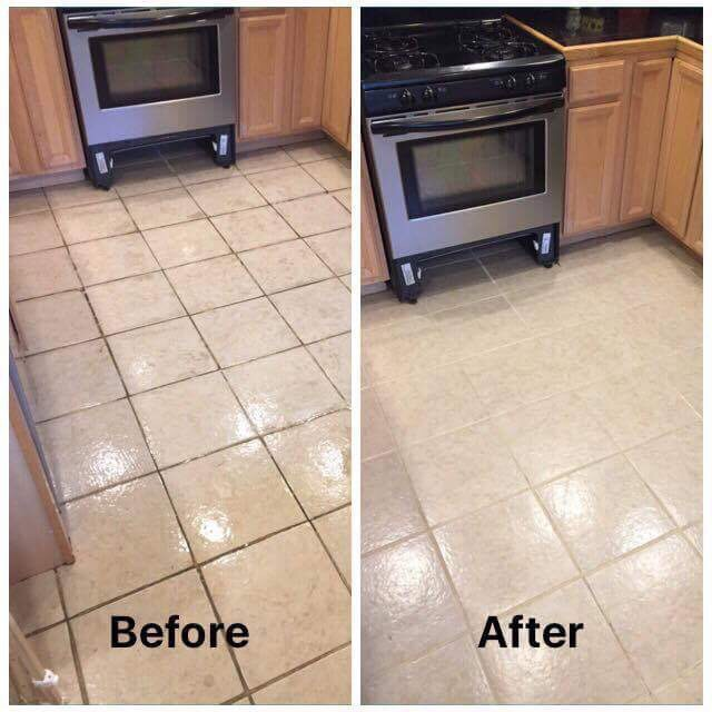 clean your tile floors