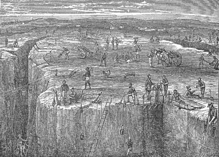 Diamond Mine, Kimberley