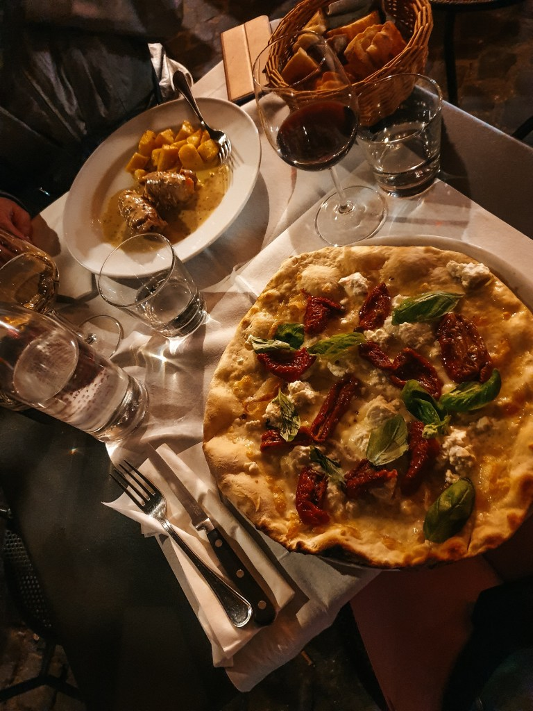 where to eat in rome, what to eat in rome, must try italian foods