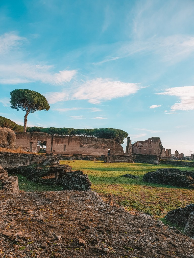 things to do in rome, rome things to do, palpatine hill, roman forum, forum romanum