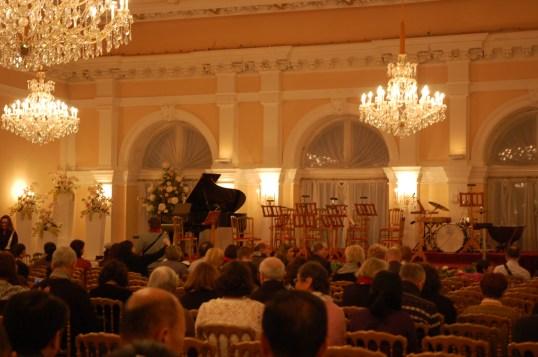 Kursalon in Vienna, March 2013