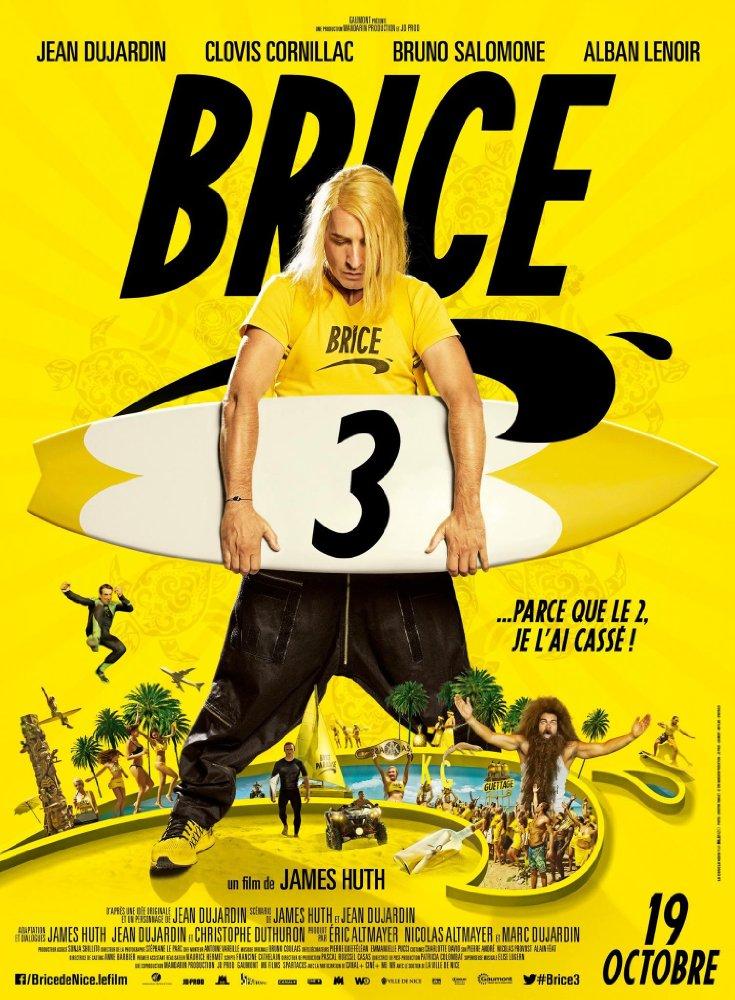 Brice De Nice 3 Je Casse Le 2 : brice, casse, Brice, (Parce, Qu'il, Cassé, Review, Fistful, Movies