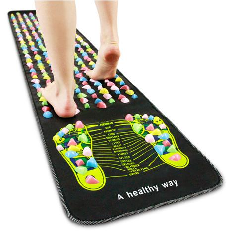 Ścieżka sensoryczna - mata do masażu (140x35 cm)