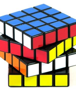 Kostka układanka łamigłówka 4x4x4
