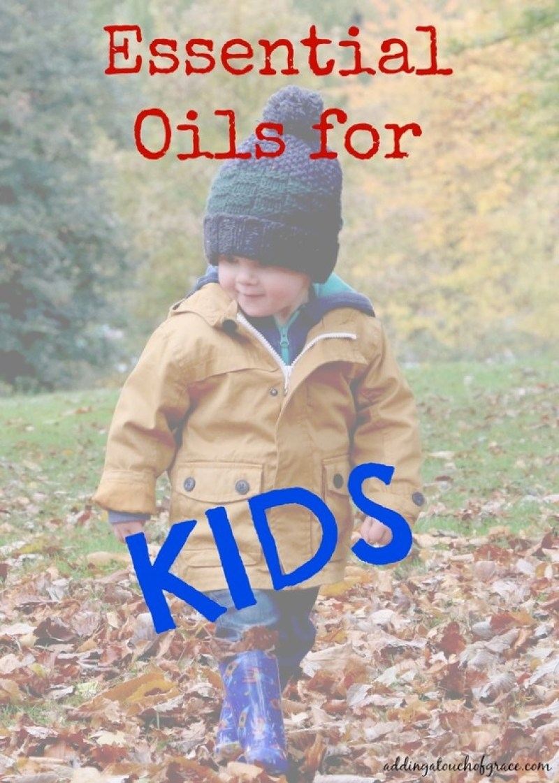 Essential oils are a great way to help keep kids healthy. This list of essential oils for kids is a great place to start.