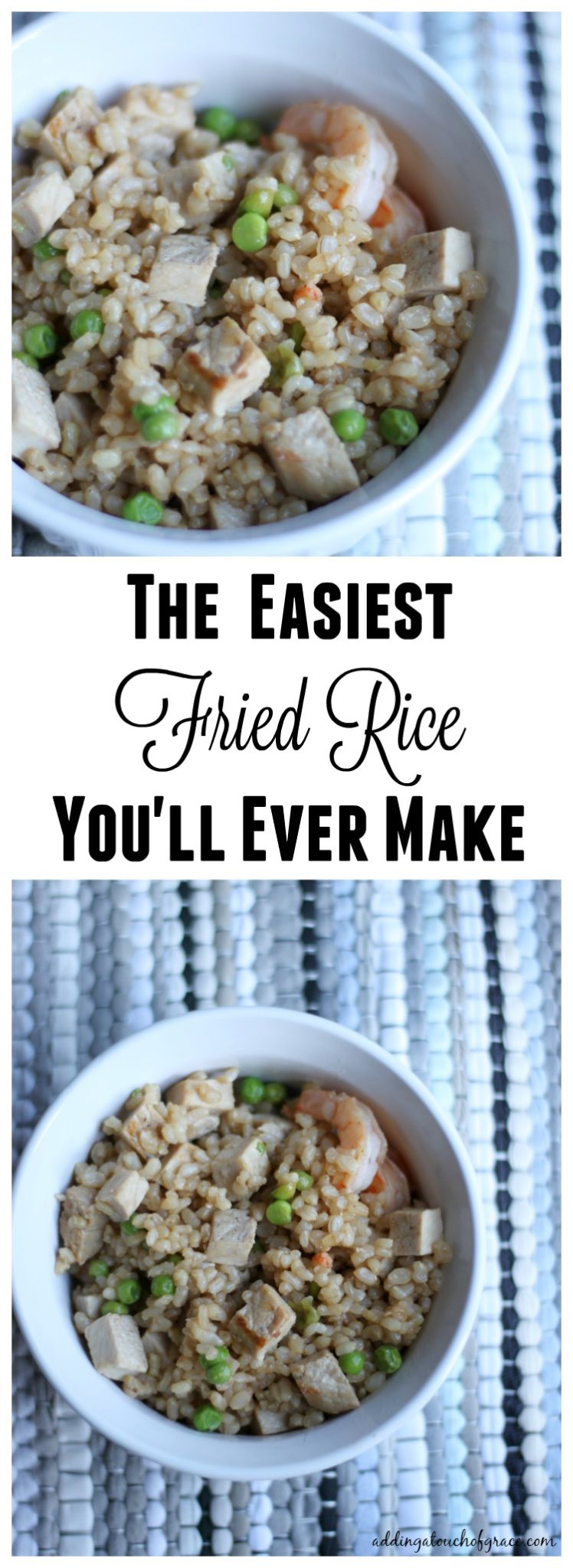 Easiest Fried Rice