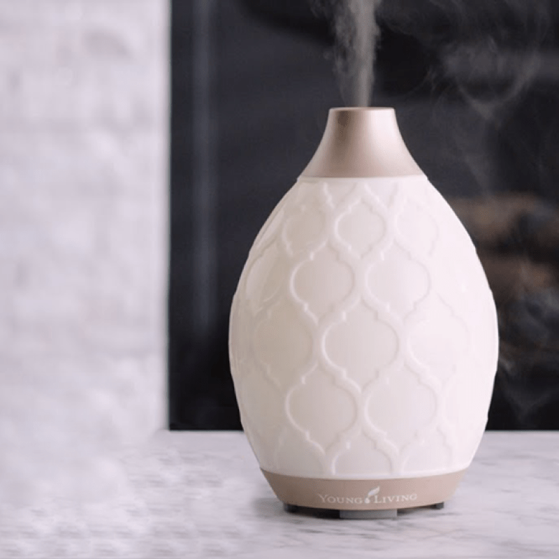 Diffusing essential oils in the home is one of the best ways to utilize their power and gain the plethora of benefits.  And they make your house smell amazing! #essentialoils