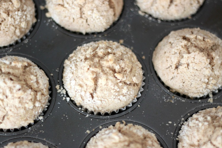 If you love snickerdoodle cookies, then you will love these soft and fluffy snickerdoodle muffins. They are easy to make and taste like bakery-style snickerdoodle muffins.