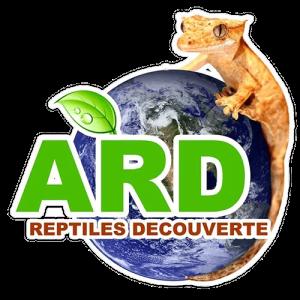Logo ARD - Association Reptiles Découverte