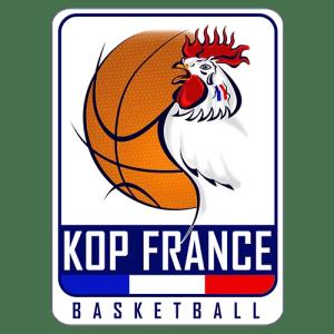 Logo KOP France Basketball