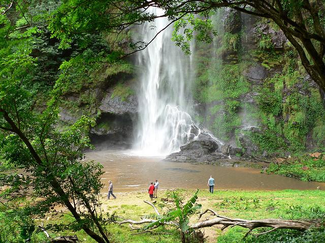 Wli Falls, Ghana (Stig Nygaard, flickr)