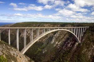 Bloukrans Bridge, South Africa (Shutterstock)