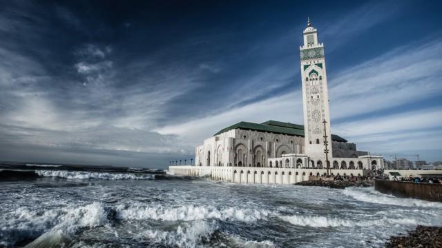 Victoria Falls Hd Wallpaper Photo Essay Casablanca S Hassan Ii Mosque Afktravel