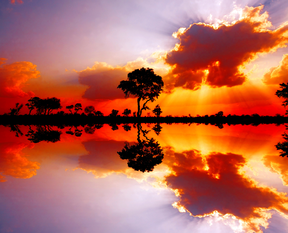 Victoria Falls Sunset Wallpaper 15 Of The Most Beautiful Places In Africa Afktravel