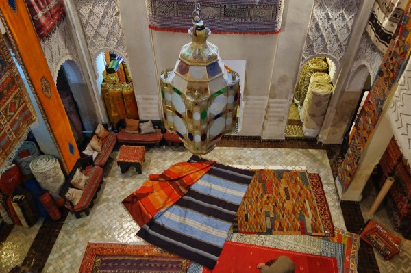 Of Moroccan Arts And Crafts Afktravel