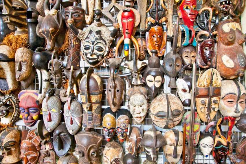 Image result for kenya souvenir market