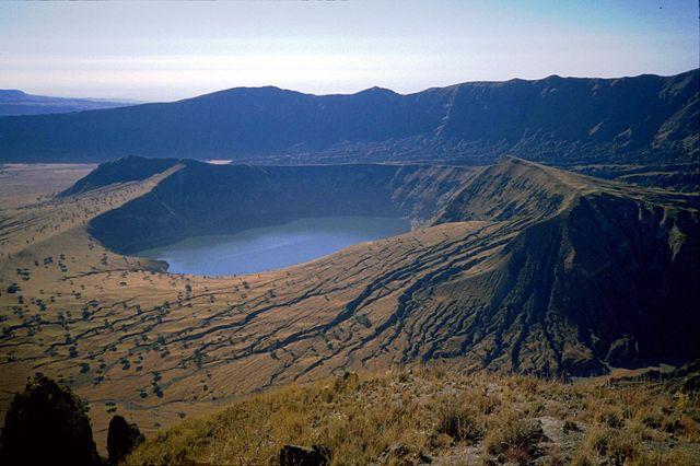 Jebel Marrah (J Williams/Wikipedia Commons)