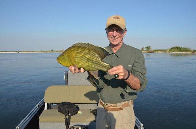 Kalizo Lodge fishing
