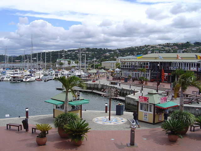 Knysna Waterfront garden route