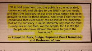 Judicial Discretion - 2015