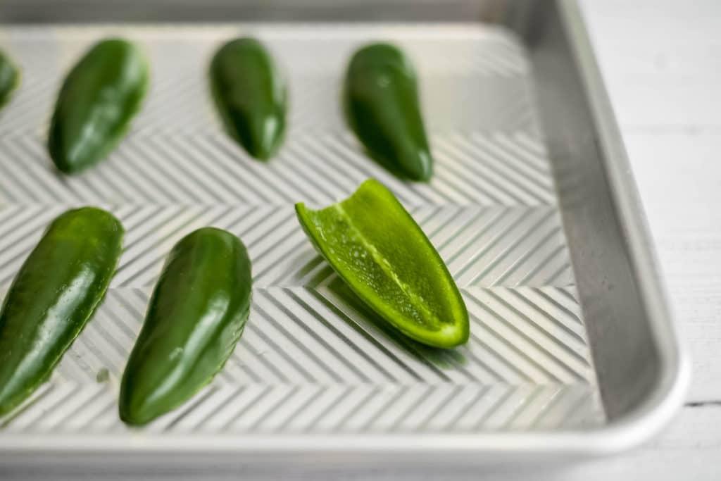 fresh jalapeño peppers | a flavor journal food blog