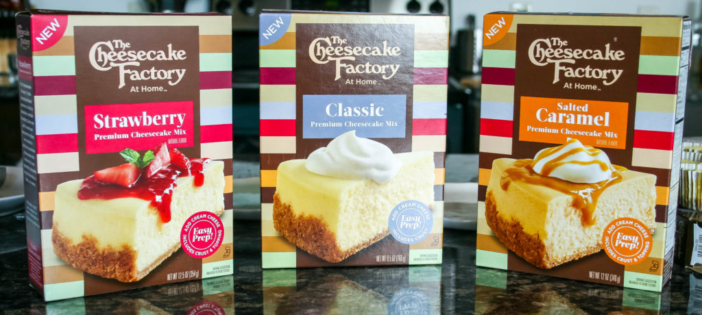 mini cheesecakes with the cheesecake factory at home